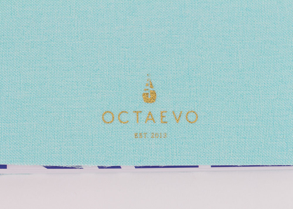 Octeavo Creative Notes | Greco Notebook