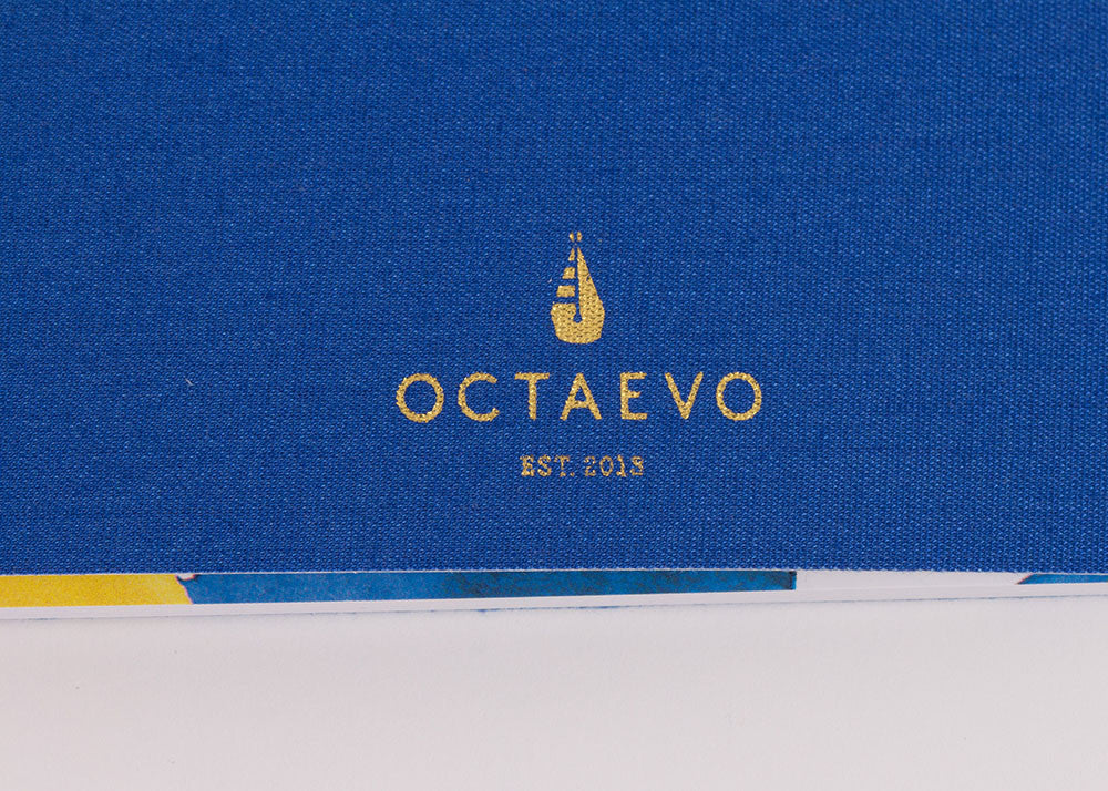Octeavo Creative Notes | Liguria Notebook