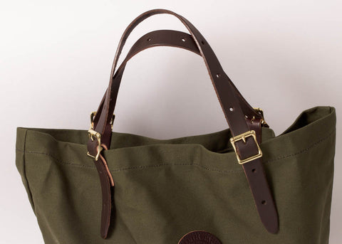 Duluth Market Tote - Olive Drab