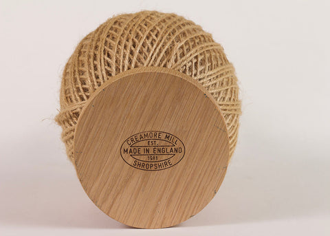 Creamore Mill Oak Twine Stand | Medium