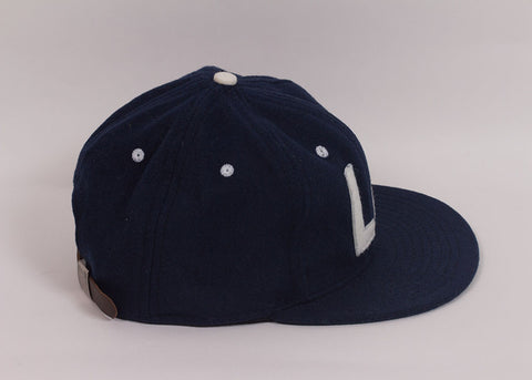Ebbets Field Flannels 'LA Angels' 1954 Ball Cap | Navy Wool