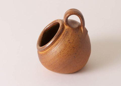Muchelney Pottery Sea Salt Pot