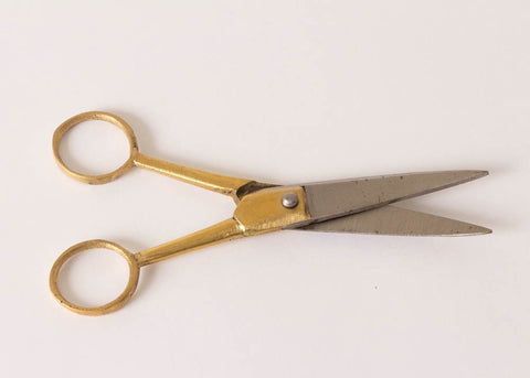 Parveen Hand forged 'Thread' Scissors