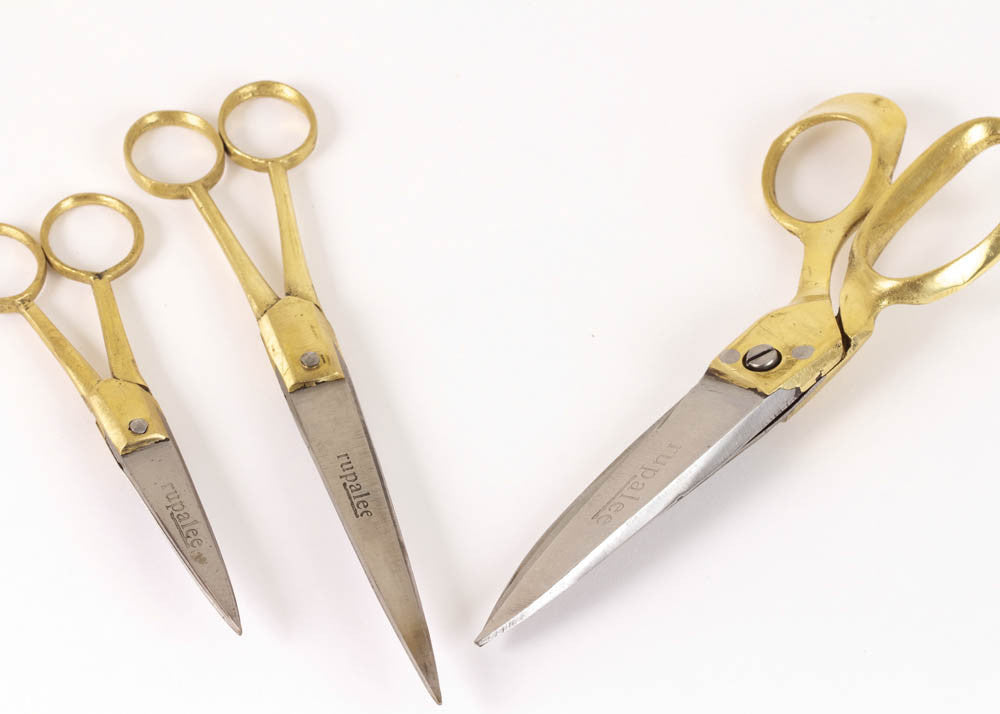 Parveen Hand Forged 'Barber' Scissors
