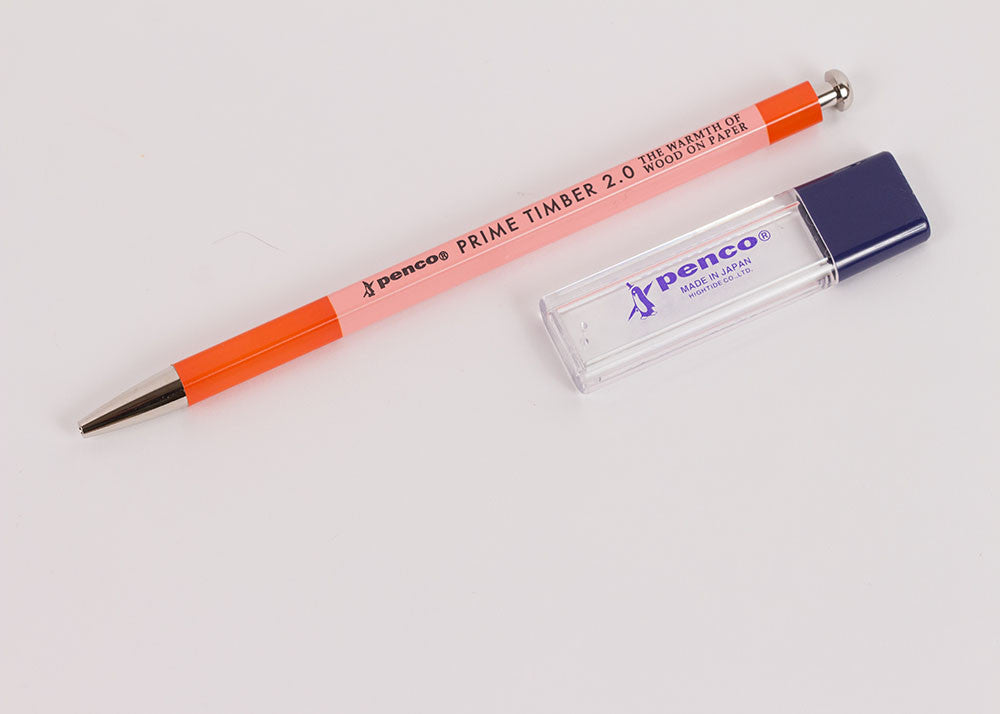 Hightide Penco Prime Timber Pencil | Pink