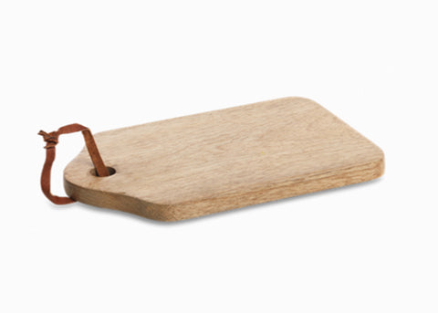 Nkuku Abeba Mango Wood Serving Board