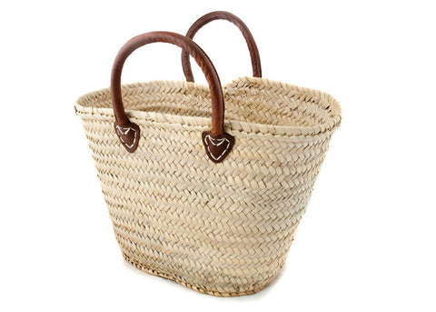 Basket Basket French Shopper Basket