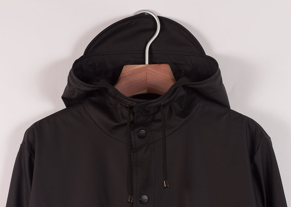 Rains Waterproof Parka | Black