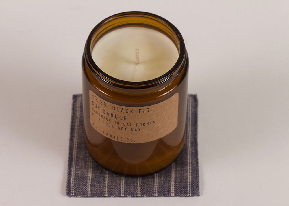 PF CANDLE CO NO. 28 BLACK FIG CANDLE SOY CANDLE
