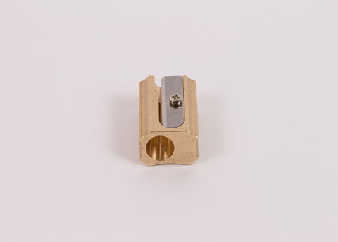 Dux Brass Pencil Sharpener