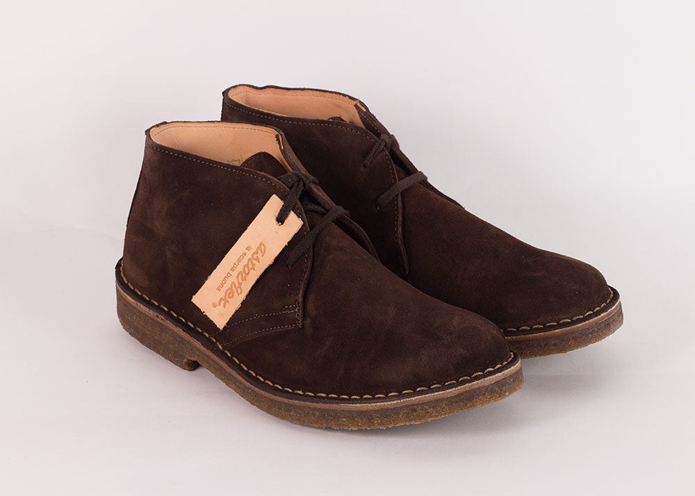 Astorflex Greenflex Desert Boot | Chestnut