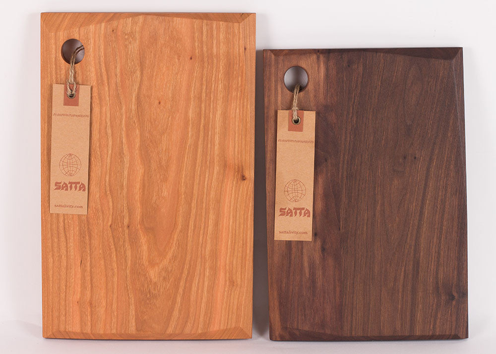 Satta Chopping Board | Cherry Wood