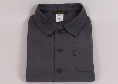 Le Laboureur Cotton Drill Work Jacket | Gris