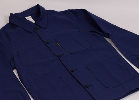 Le Laboureur Cotton Drill Work Jacket | Hydrone