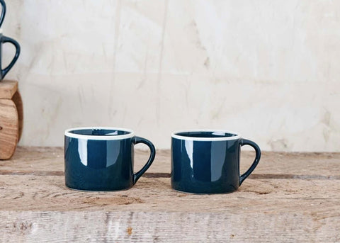 Nkuku DATIA MUG SMALL | TEAL