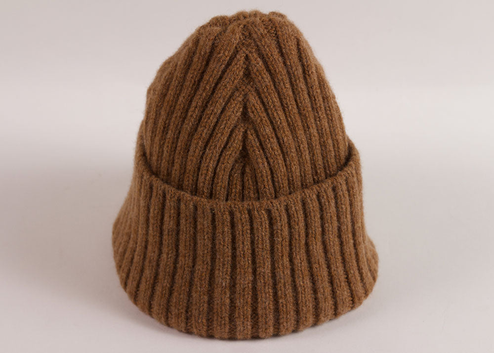 Shopkeeper Lambswool Watch Cap | Driftwood