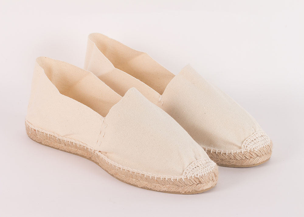 Ramoncinas Traditional Hand-stitched Espadrilles | Blanco