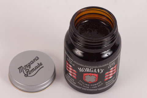 Morgan's Pomade Styling Pomade | High Shine Firm Hold