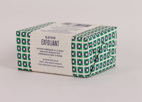 Le Baigneur Cold Pressed Organic Soap | Exfoliating