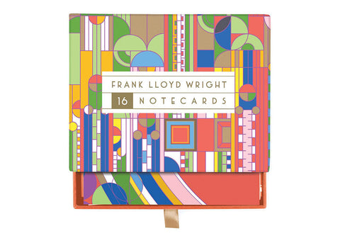 Gallison Frank Lloyd Wright  | Notecard Set
