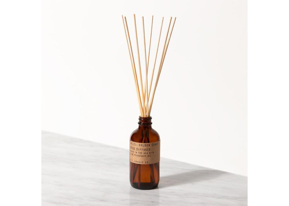 PF CANDLE CO Reed Diffuser | Golden Coast