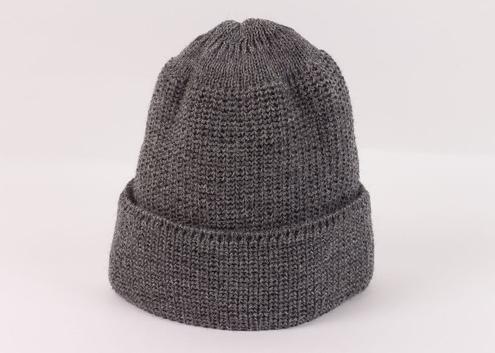 Leuchtfeuer Strickwaren Traditional Watch Cap - Grey
