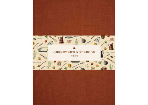 Princeton Architectural Press Observer's Notebooks | Home