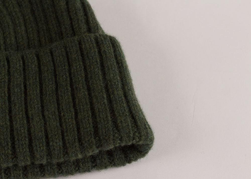 Shopkeeper Studio Lambswool Watch Cap | Rosemary