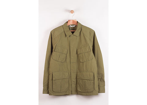 Fujito Jungle Fatigue Jacket | Khaki