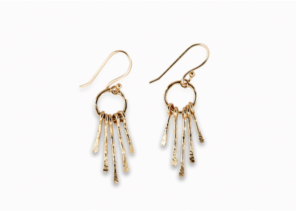Nkuku Kuya Drop Earrings