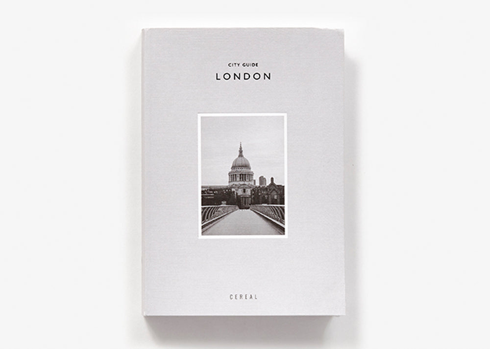 Abrams Books Cereal City Guide | London