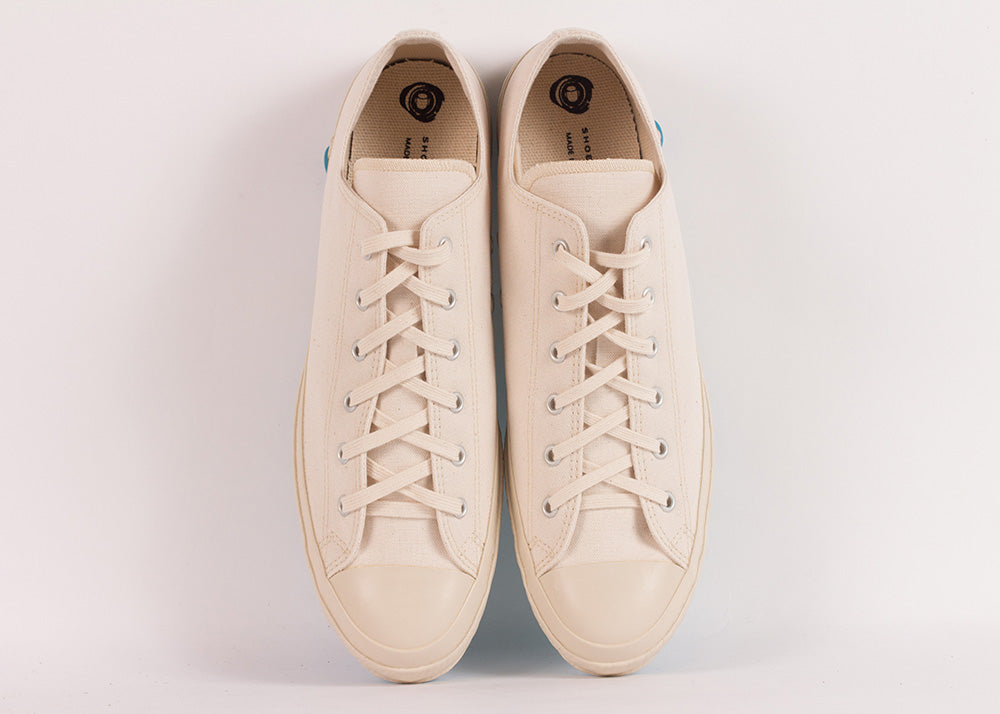 Shoes Like Pottery Natural Canvas | Low