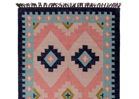 Good Weave Loxi Handloom Killim Rug