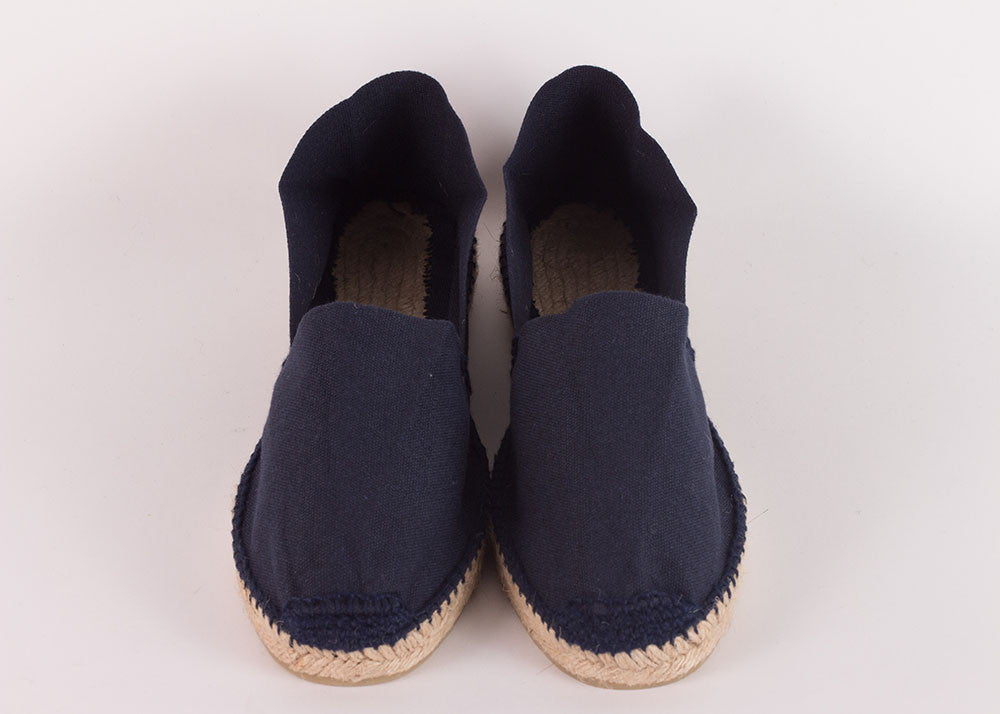 Ramoncinas Traditional Hand-stitched Espadrilles | Azul