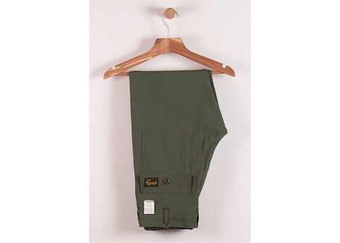 Stan Ray 1300 Slim Fit Fatigue Pant | Olive Sateen