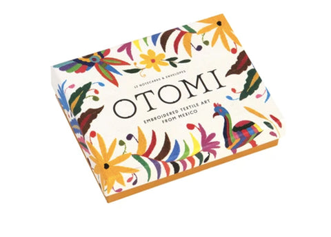 Princeton Architectural Press Otomi Notecard Set