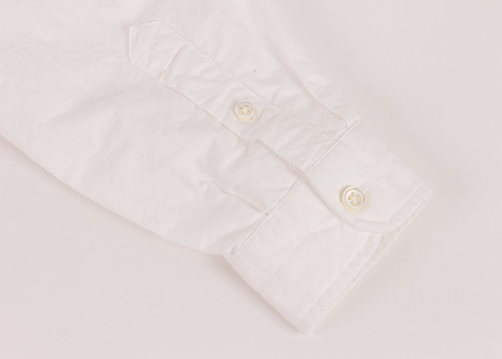 Fujito Oxford Shirt | White