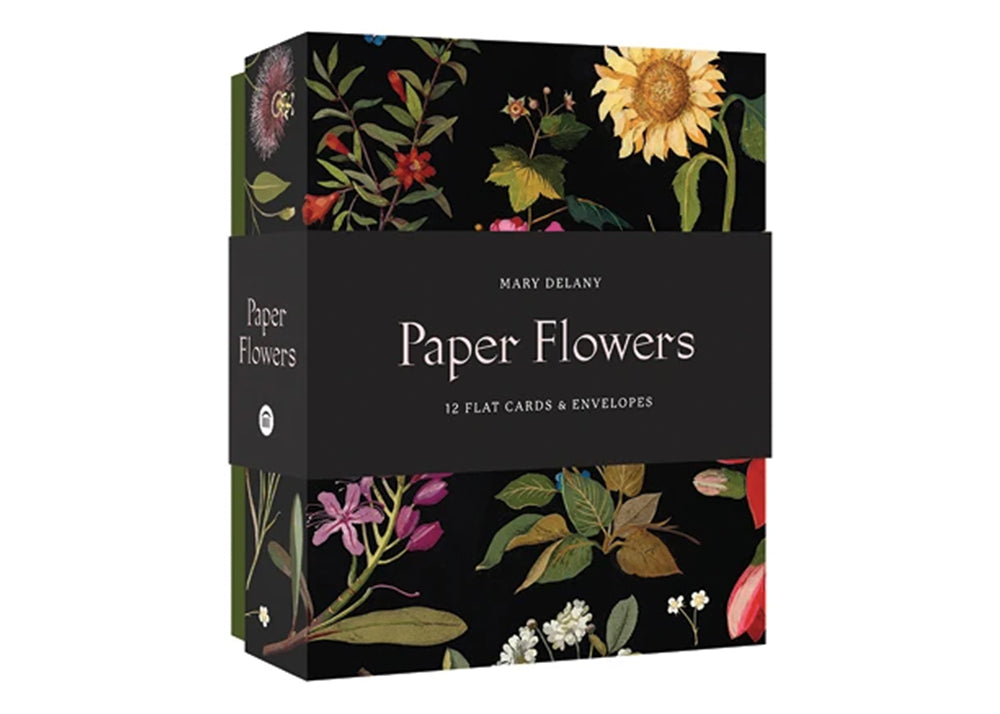 Princeton Architectural Press Paper Flowers Notecard Set