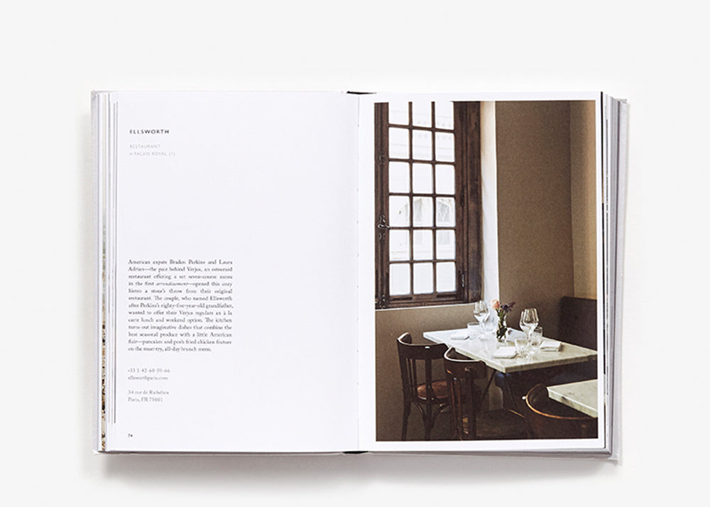 Abrams Books Cereal City Guide | Paris