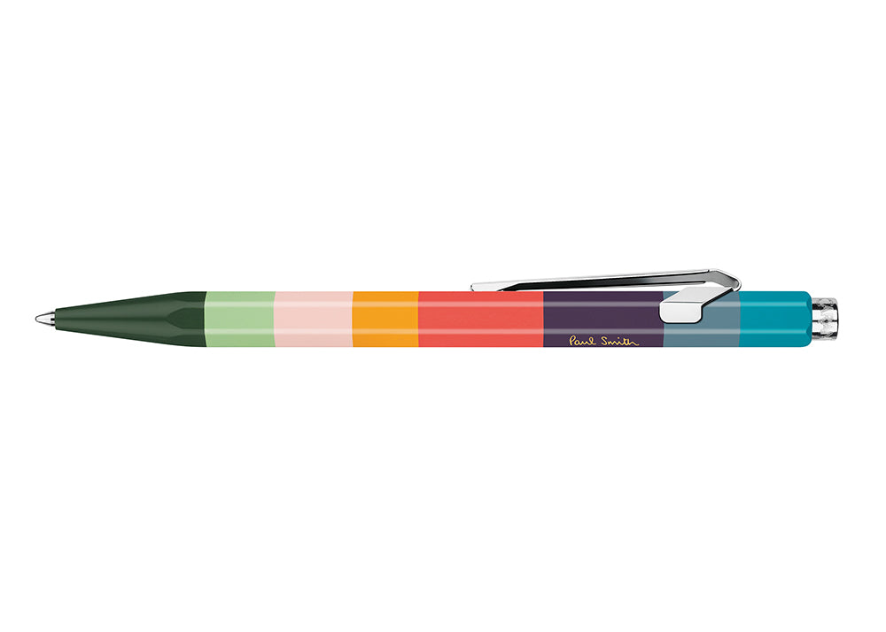 Caran d'Ache Paul Smith 849 Ballpoint Pen | Mustard Yellow
