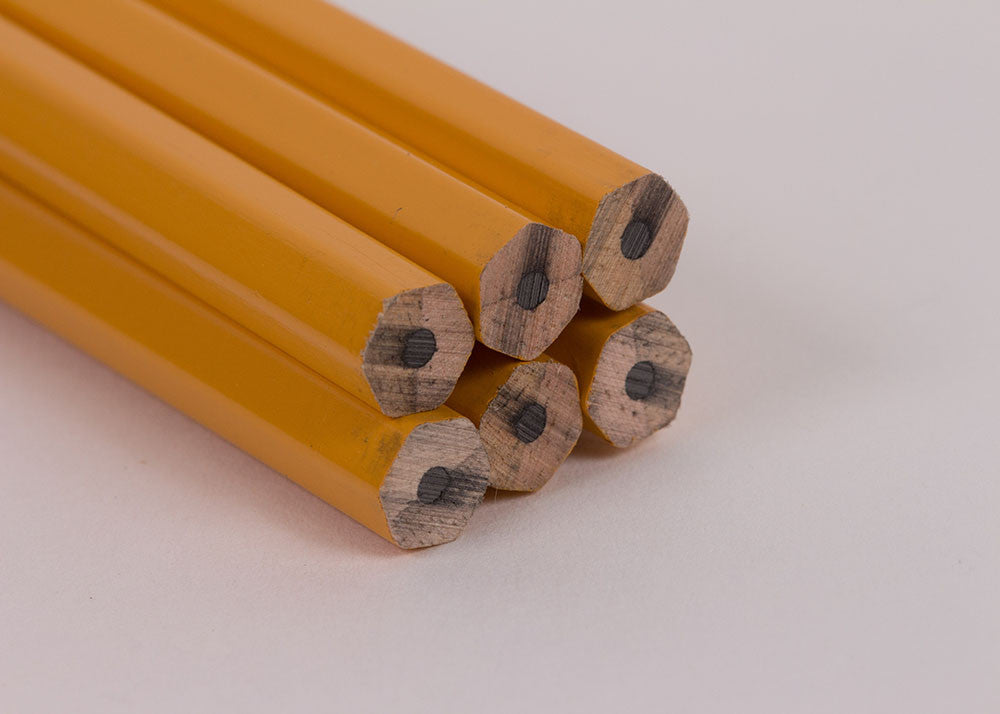 Calepino Wooden Pencils - Set of 6
