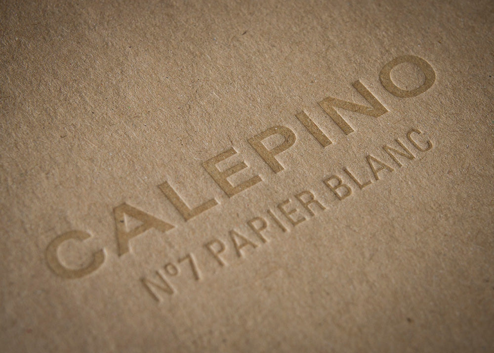 Calepino Set of 2 Large Notebooks | Plain