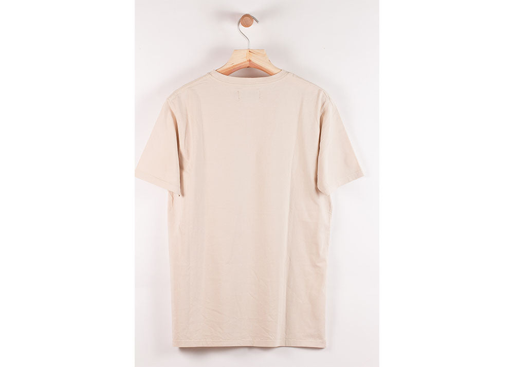 Satta Organic Basic Tee | Washed Calico