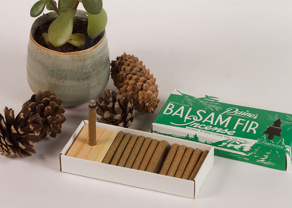 Paines Incense Balsam Fir | Incense Box