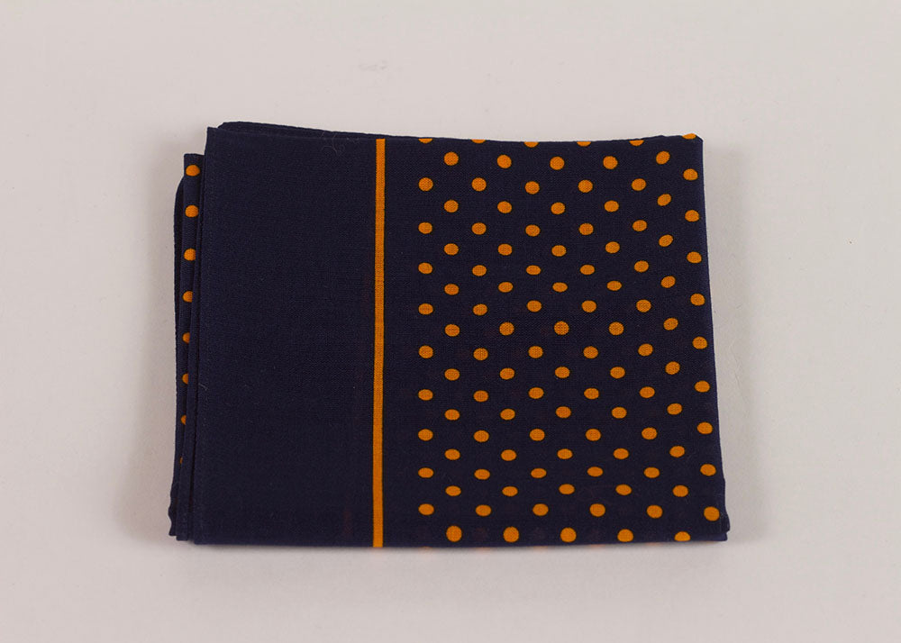 Shopkeeper Spot Bandana | Matisse Yellow