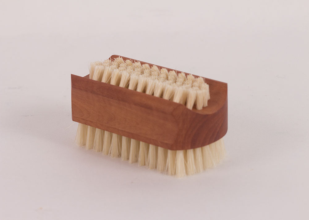 Bürstenhaus Redecker Natural Bristle Nail Brush | Beechwood