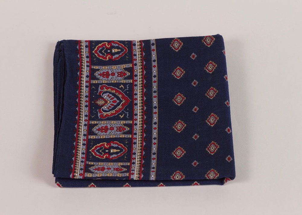 Shopkeeper Foulard Bandana | Turkish Blue
