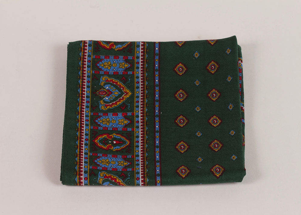 Shopkeeper Foulard Bandana | Jewel Green