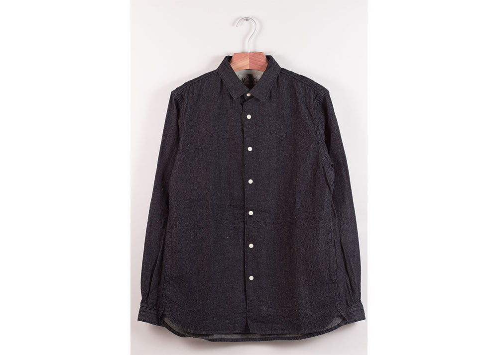 Manastash O.D. Utility Shirt Jacket | Hemp Denim