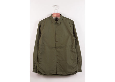 Manastash O.D. Utility Shirt Jacket | O.D Sateen
